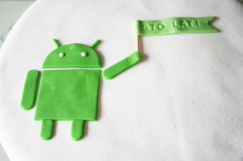 android_cake